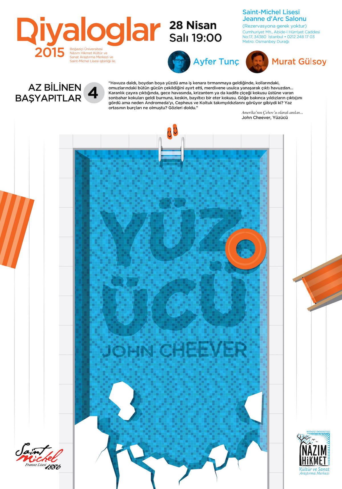 Diyaloglar John Cheever